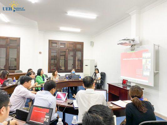 Viện Đổi mới Sáng tạo triển khai Chương trình huấn luyện Quản trị đổi mới sáng tạo cho các doanh nghiệp tại Việt Nam